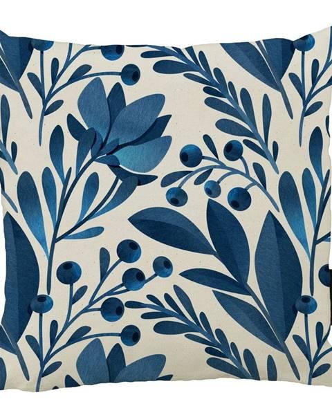 Butter Kings Vankúš s bavlnenou obliečkou Butter Kings Paper Flower, 45 x 45 cm