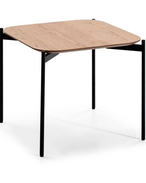 Marckeric Konferenčný stolík v dekore dubového dreva Marckeric Idara, šírka 50 cm