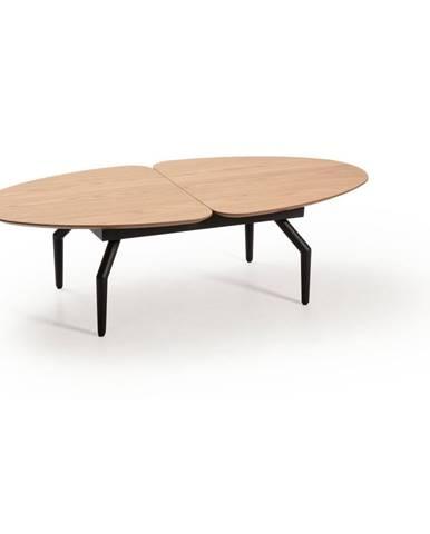 Konferenčný stolík v dekore dubového dreva Marckeric Alda