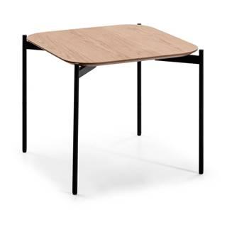 Konferenčný stolík v dekore dubového dreva Marckeric Idara, šírka 50 cm