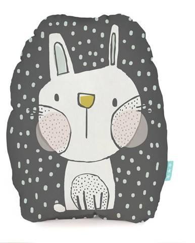 Bavlnený vankúšik Moshi Moshi Best Buddies, 40 × 30 cm