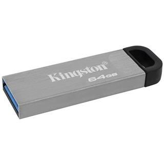 USB flash disk Kingston DataTraveler Kyson 64 GB strieborný