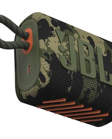 Prenosný reproduktor JBL GO3