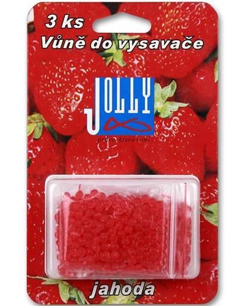 Jolly Príslušenstvo k vysávačom Jolly 3042 - vůně do vysavače - jahoda