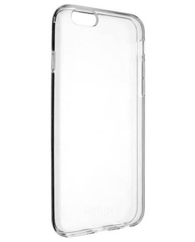 Kryt na mobil Fixed na Apple iPhone 6/6s priehľadný