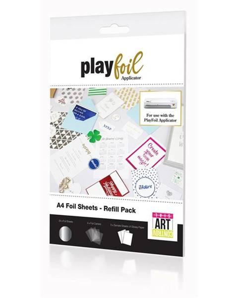 ControvARTsial Náhradní fólie Controvartsial A4 pro PlayFoil - stříbrné