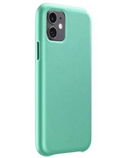 CellularLine Kryt na mobil CellularLine Elite pro Apple iPhone 11 zelený