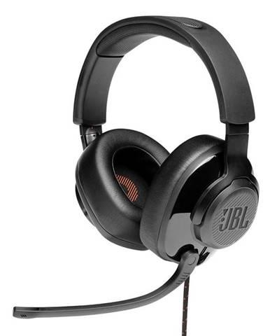 Headset  JBL Quantum 200 čierny