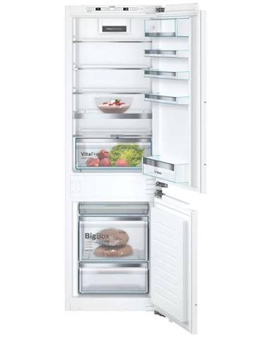 Kombinácia chladničky s mrazničkou Bosch Serie | 6 Kis86add0