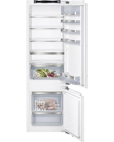 Kombinácia chladničky s mrazničkou Siemens iQ500 Ki87safe0