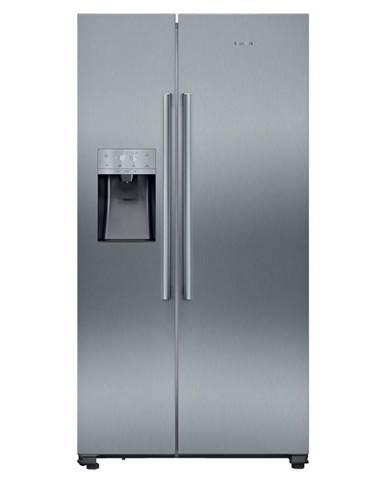 Americká chladnička Siemens iQ500 Ka93daiep nerez