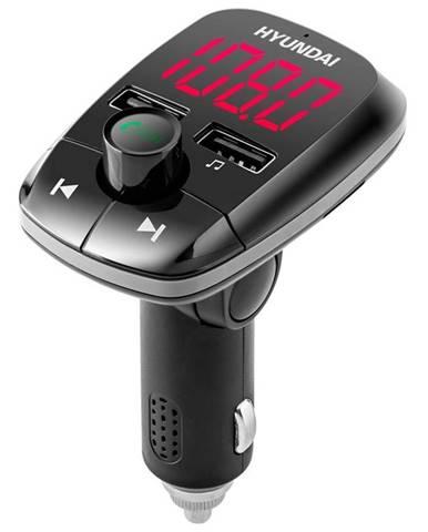 FM Transmitter  Hyundai FMT 380 BT Charge čierny