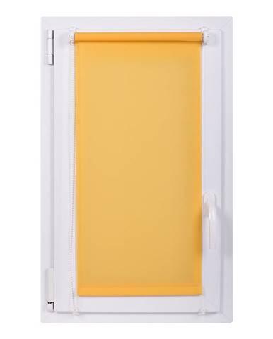 Egibi Roleta MINI Rainbow Line oranžová, 97 x 150 cm