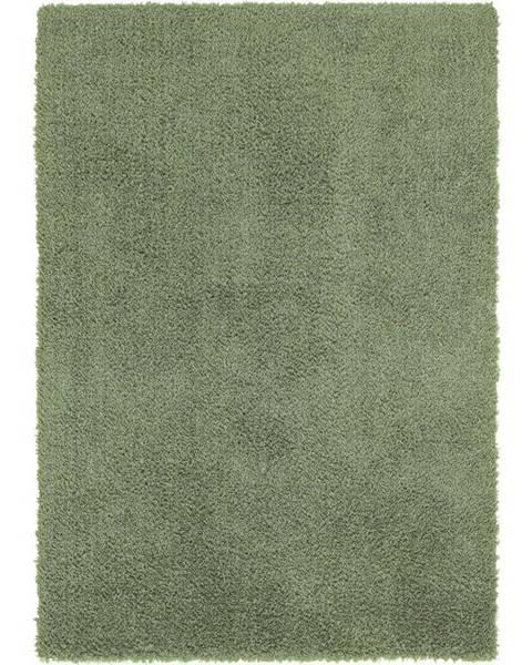 Möbelix Koberec Stefan 1, 80/150cm, Zelená