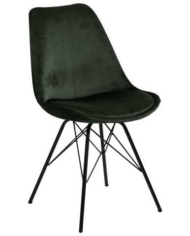 Jedálenská stolička Eris Tmavá Zelená