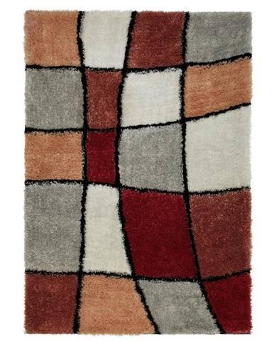 koberec s Vysokým Vlasom Fancy 3, 120/170cm