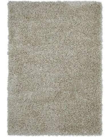 koberec s Vysokým Vlasom Lambada 3, 120/170cm, Prírodná