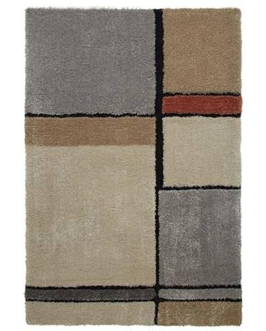 koberec s Vysokým Vlasom nancy, 120/170cm