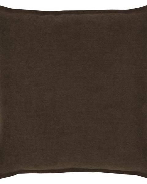 Möbelix Dekoračný Vankúš Poppy, 45/45 Cm, Hnedá
