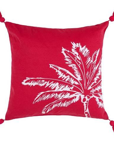 Dekoračný Vankúš Diamond Palm,45/45 Cm, Ružová