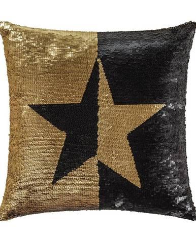 Dekoračný Vankúš Pailette Star