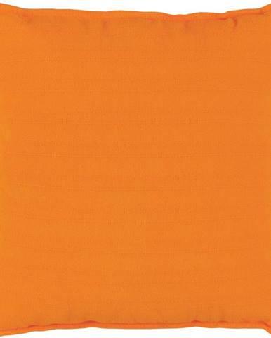 Dekoračný Vankúš Solid One, 45/45cm, Oranžová