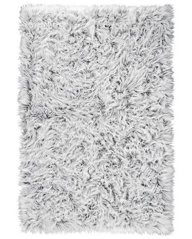 umelá kožušina Teddy 2, 100/150cm, sivá