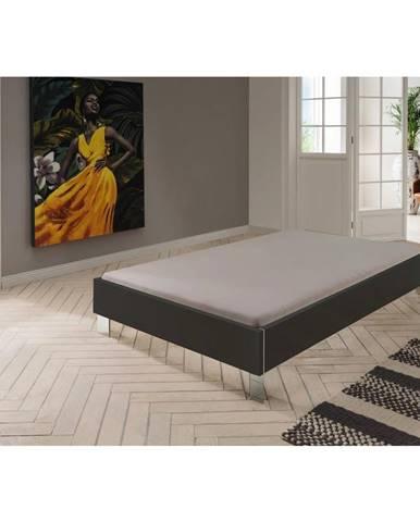 Futónová Posteľ Level Beds A 180/200cm, Grafitová