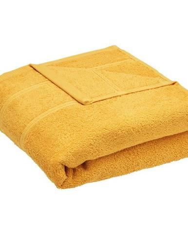 Malý uterák Melanie, 50/100cm, Žltá
