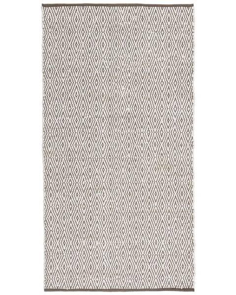 Möbelix Ručné Tkaný Koberec Carmen 2, 80/150cm, Sivá