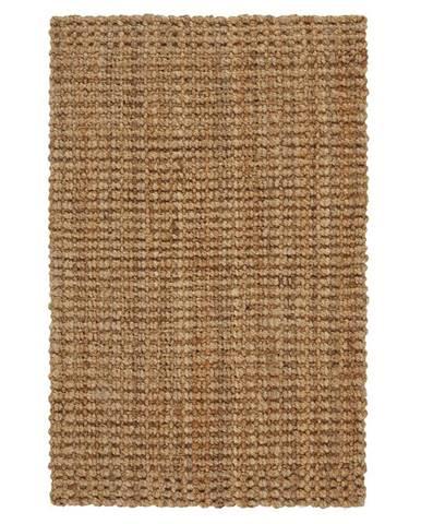 Ručné Tkaný koberec stockholm 1, 60/90cm, Prírodná