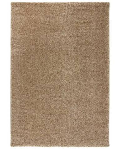 Tkaný Koberec Rubin 3, 160/230cm, Béžová