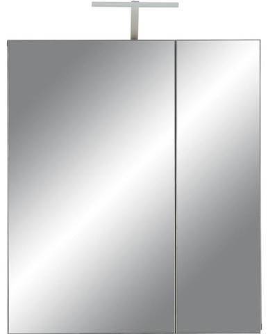 skrinka so Zrkadlom santorin  Vrat.osvetl.