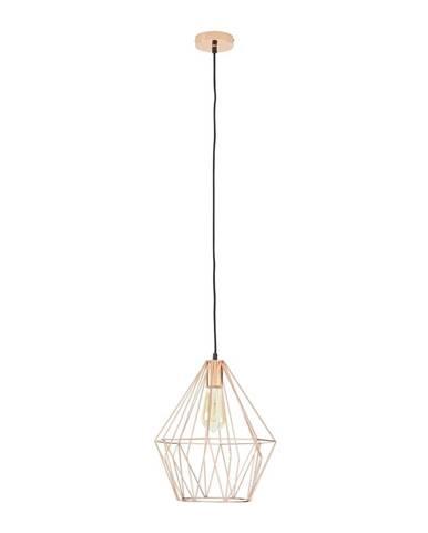 Závesná Lampa Skeletton 30/110 Cm, 60 Watt