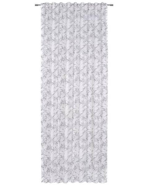 Möbelix Záves Athena, 140/245cm, Vícebarevné