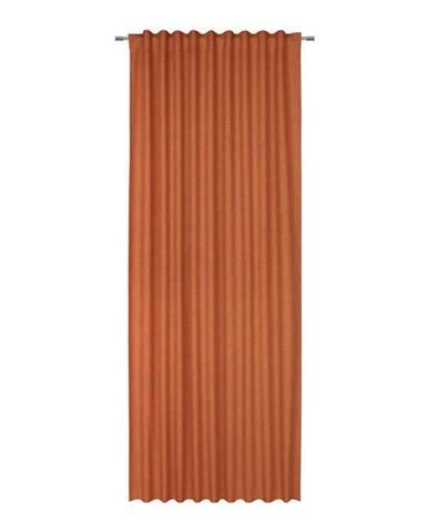 Hotový Záves Leo, 135x255cm, Terakota
