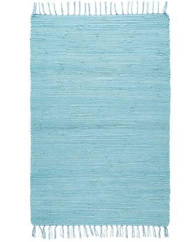Prešívaný Koberec Julia 3, 70/230cm, Sv.modrá