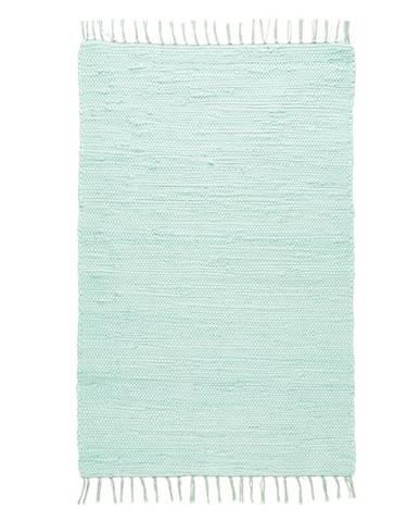 Prešívaný Koberec Julia 3, 70/230cm, Sv.zelená