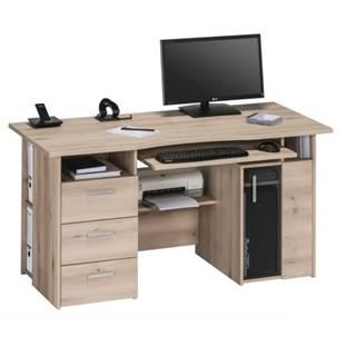 Pracovný stôl BECKETT buk
