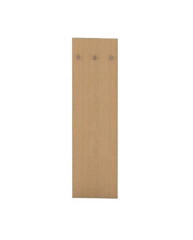 Vešiakový panel buk TEMPO ASISTENT NEW 030