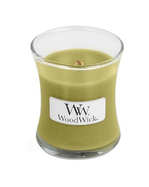 WoodWick Vonná sviečka WoodWick Košík jabĺk, 20 hodín horenia