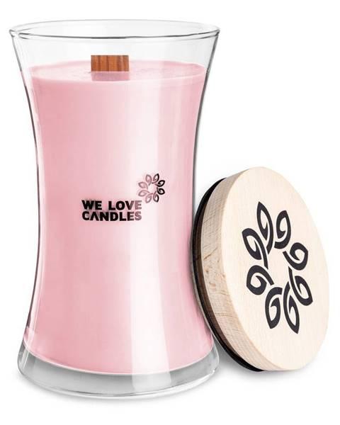 We Love Candles Sviečka zo sójového vosku We Love Candles Basket of Tulips, doba horenia 150 hodín