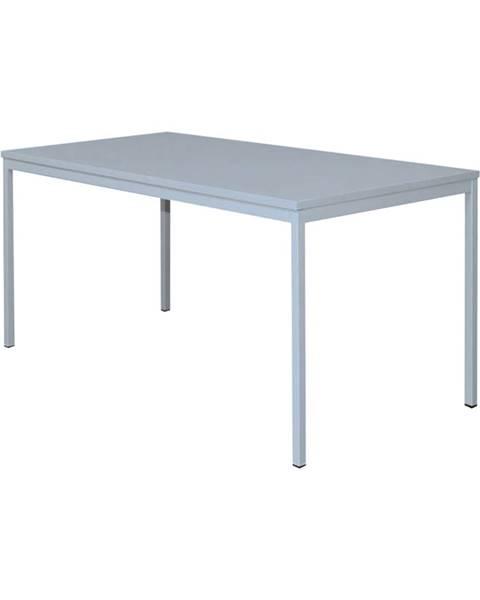IDEA Nábytok Stôl PROFI 120x80 sivý