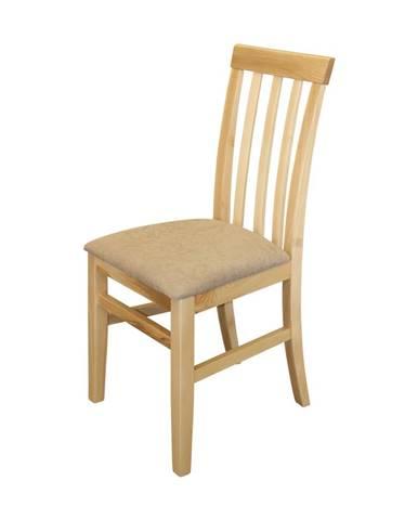 Jedálenská stolička TRAMONTO buk/svetlo hnedá