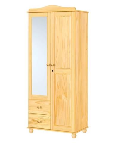 Skriňa 2-dverová GRAND PRIX