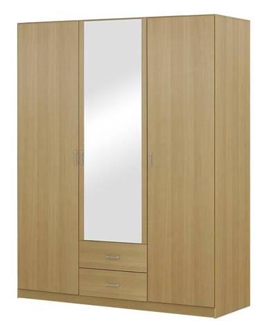 Skriňa ESO 3-dverová 11530 buk