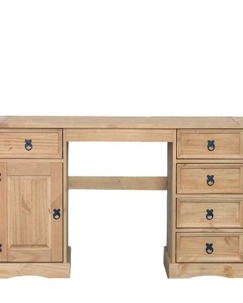 IDEA Nábytok Písací stôl CORONA vosk 16334