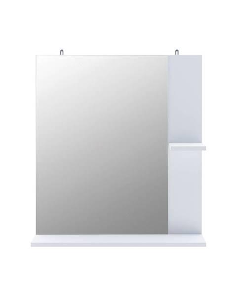 IDEA Nábytok Zrkadlo KORAL biele