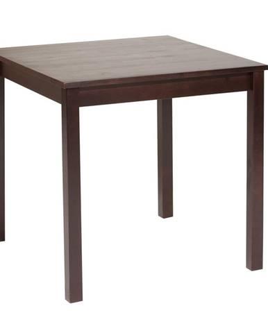 Jedálenský stôl 8842 tmavohnedý