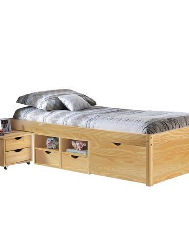 Multifunkčná posteľ CLAAS 90x200